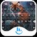 Fox From Stars Keyboard Theme by Sexy Free Emoji Keyboard Theme