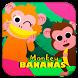 Lagu Monkey Bananas by dualimapp