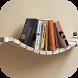 Bookshelf On Wall Ideas by Riri Developer