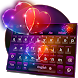 Glitter Neon Love Keyboard Theme by Keyboard Design Yimo
