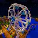 Amusement Park map for MCPE by Bhavya