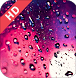 Glass Raindrop Live Wallpaper by Live Wallpaper and Theme Design