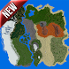 Terrain Overhaul map for MCPE by Sumin Collinse