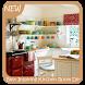 Best Inspiring Kitchen Room Designs by Triangulum Studio