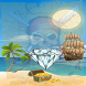 Pirate Jewels Game by chappmobile