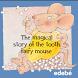 Tooth fairy mouse by Edebé Audiovisual