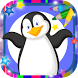 Paint magic penguins by Onti Apps