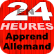 En 24 Heures Apprend Allemand by Software Venture