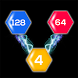 Hexa Puzzle Cell Connect - Brain Game by Bitx Games