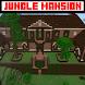 Jungle mansion map for mcpe by Jumagoleet Junagotet
