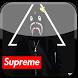 Supreme and Bape Wallpaper by Pixel Studio Creative