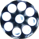 Flashlight - LED Torch by Arrow Archery Shooting Games