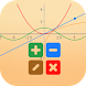 Calculator and Drawing Curves by Belma Apps