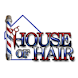 House of Hair Denver app by efexx