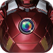 Iron Suit Photo Creator Editor by Candy Jausner Apps