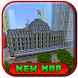 Mini New York City. MCPE map by LuckyD
