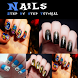 Nail Art Ideas Step Tutorial by NariApps