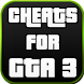 Cheats for GTA 3 by Zaynondev