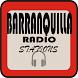 Barranquilla Radio Stations by Tom Wilson Dev