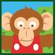 Jump Monkey by VRMonkey