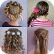 Little Girls Hairstyles by Creativity Knowledge App