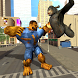 Incredible Monster Vs Apes Attack City Survival by Real Games Studio - 3D World