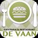 Cafetaria de Vaan Rotterdam by Appsmen