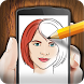Lesson Draw Human Face by StarApps7