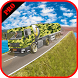Army Oil Tanker Off-road Truck Game by Cornice Games