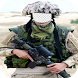 Army Soldier Military War Suit