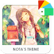 Memory Girl Xperia Theme by Nota Dao