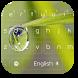 Water Drop Keyboard by beautifulwallpaper
