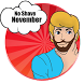 November no Shave Livewallpaper by Android Themes & Live Wallpapers