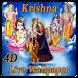 4D Krishna Live Wallpaper by Amazing Night Riders
