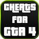 Cheats For GTA 4 by Zaynondev