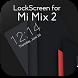 Lock Screen Xiaomi Mi Max 2 by ThemesGeni
