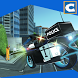 Flying Police Bike Chase Crime by Clans
