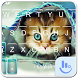 Lovely Kitty Keyboard Theme by Fashion News