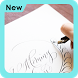 Draw Calligraphy Step by Step by Holaspica Studio