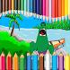 Coloring Hulk by neomas10