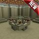 The TARDIS map for Minecraft by Slobodiak Studio