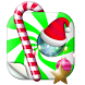 Christmas Deco Stickers App by Cute Girly Apps