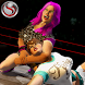 Women Wrestling Ring Fighter 2017 by The Game Storm Studios
