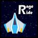 Rage SpaceShip Ride by Halim Santoso