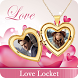Love Locket Photo Frame by Photo Video Zone