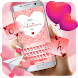 Love Valentines Day Keyboard Theme