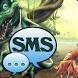Dino Theme GO SMS Pro by Workshop Theme