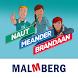 Naut Meander Brandaan by Uitgeverij Malmberg
