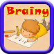 Brainy(Math game for kids) by BlueBell Games