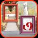 Lover Heart Photo Frame Dual